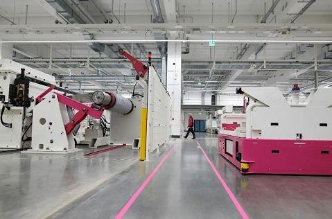 La fábrica de Rittal en Haiger, modelo de Industria 4.0.