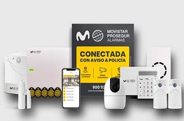 Movistar Prosegur Alarmas añade nuevos servicios.